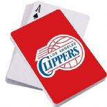 Los Angeles Clippers Playing Cards
